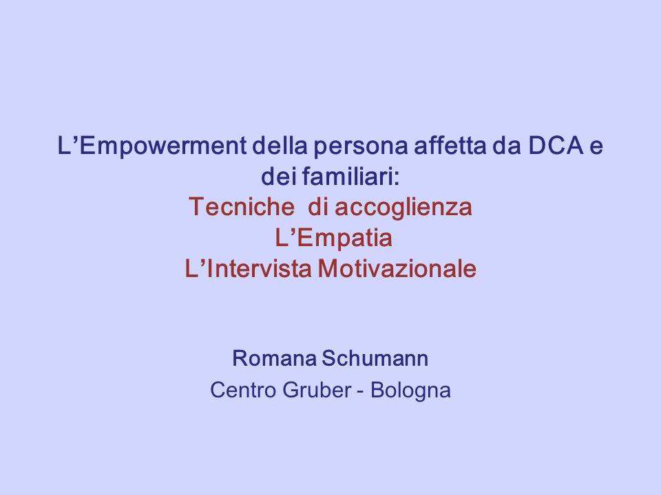 Romana Schumann Centro Gruber - Bologna