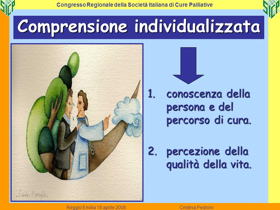 Comprensione individualizzata