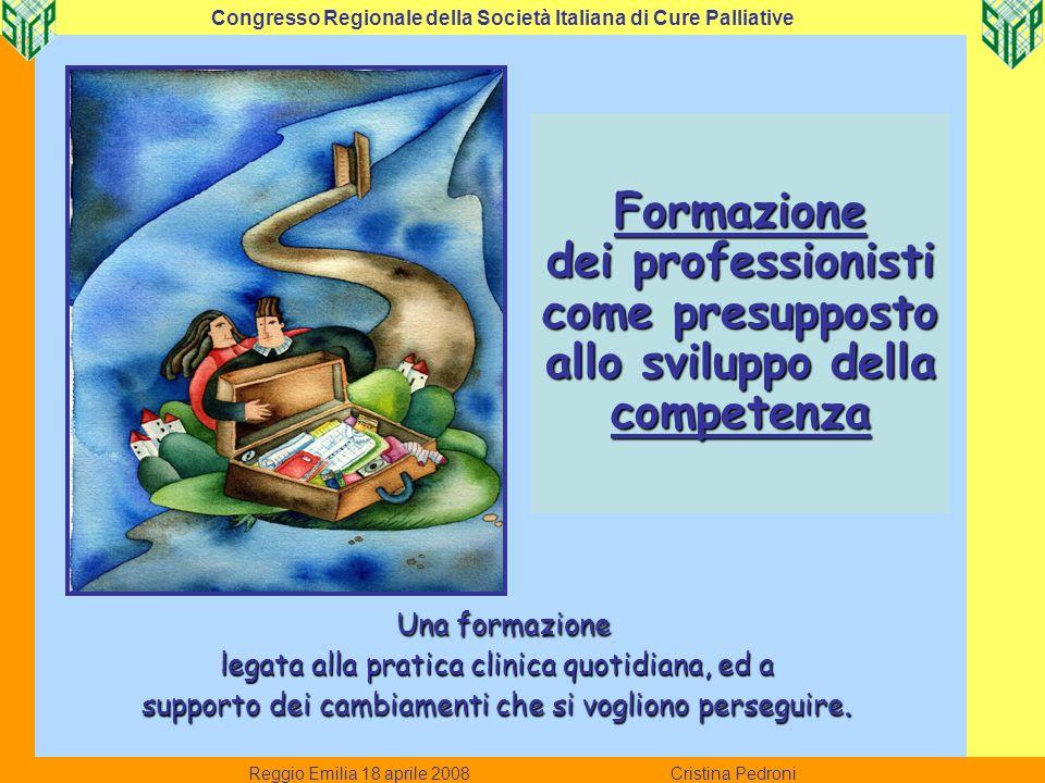 Reggio Emilia 18 aprile 2008 Cristina Pedroni