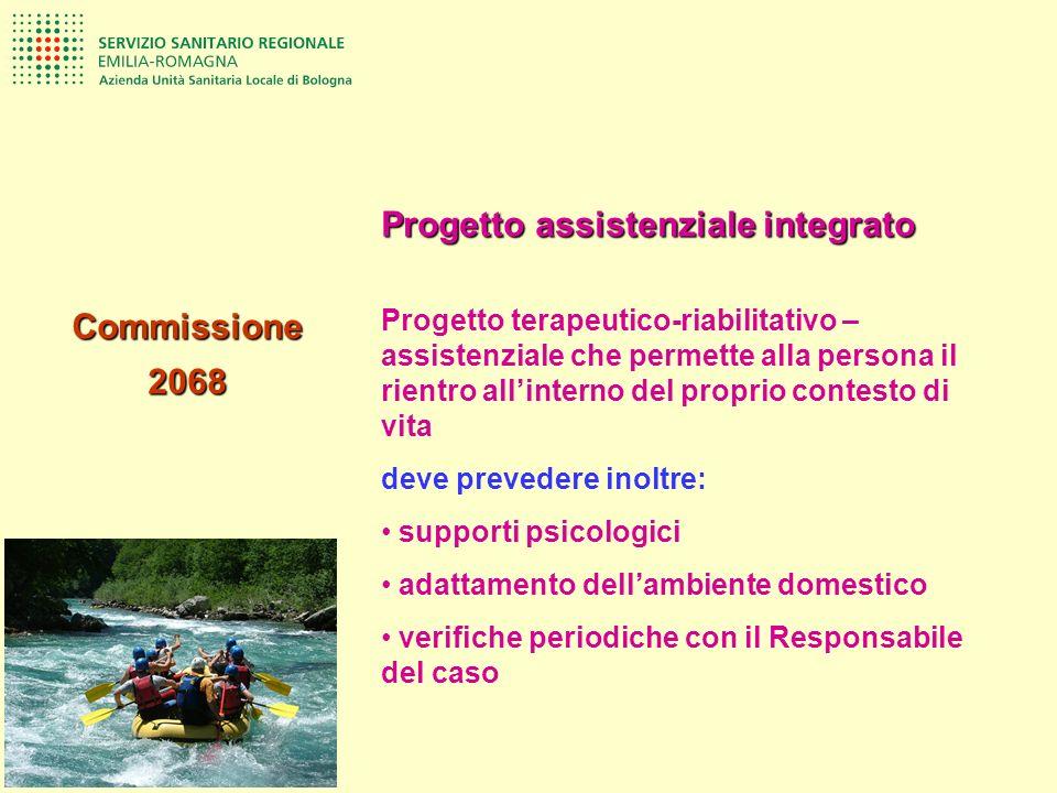 Progetto assistenziale integrato