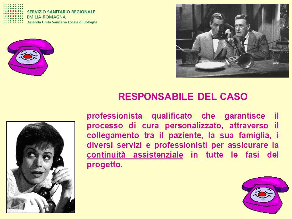 RESPONSABILE DEL CASO