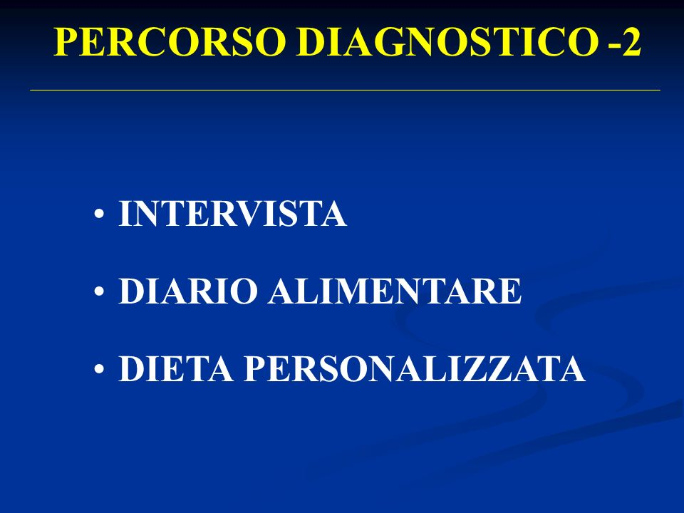 Criteri diagnostici DSM IV