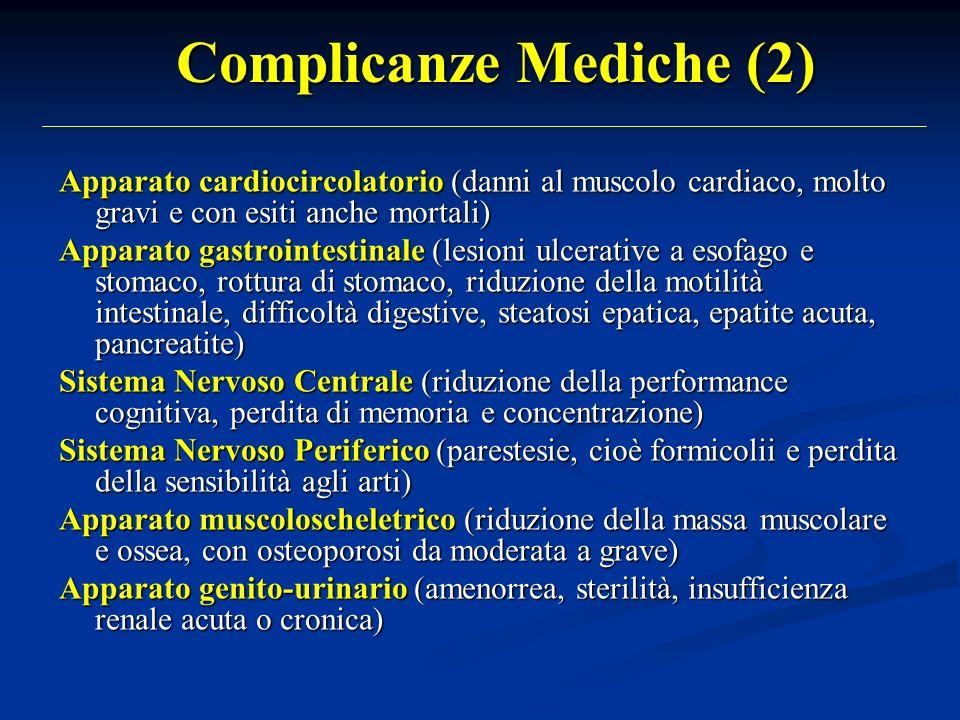 Complicanze Mediche (2)