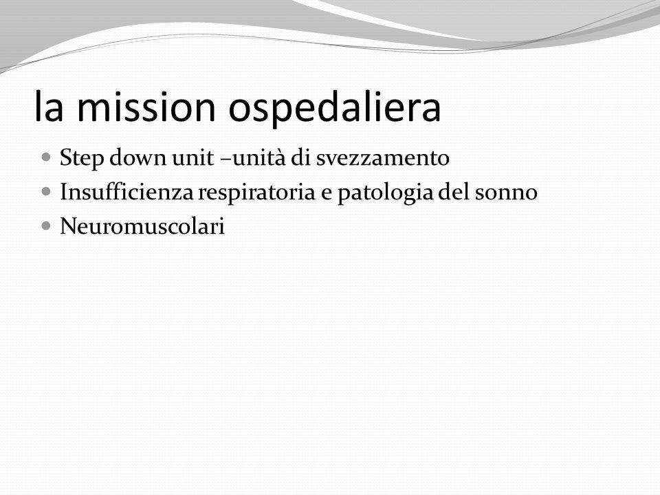 la mission ospedaliera