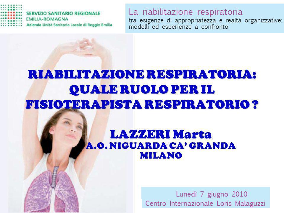 LAZZERI Marta A.O. NIGUARDA CA' GRANDA MILANO