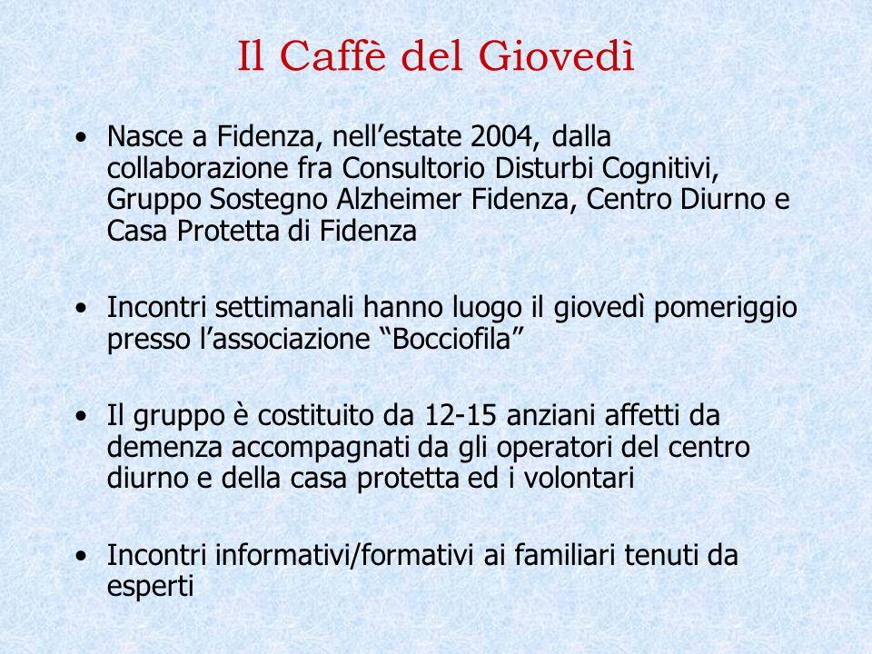 Il Caffè del Giovedì