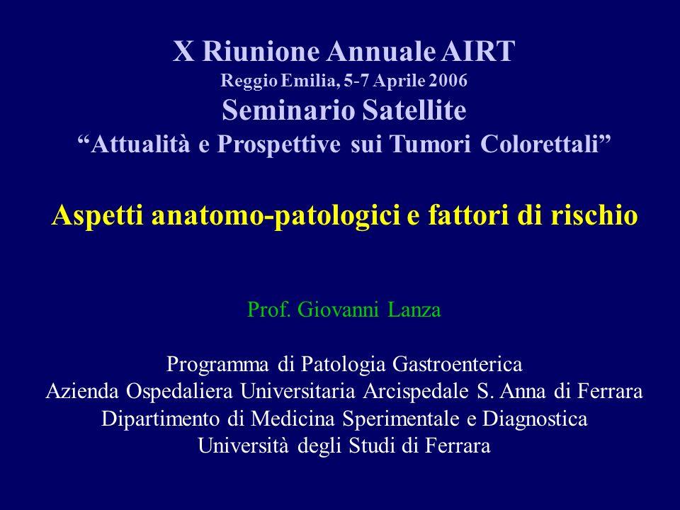 X Riunione Annuale AIRT Seminario Satellite
