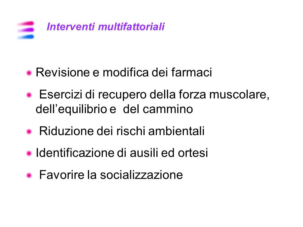Interventi multifattoriali