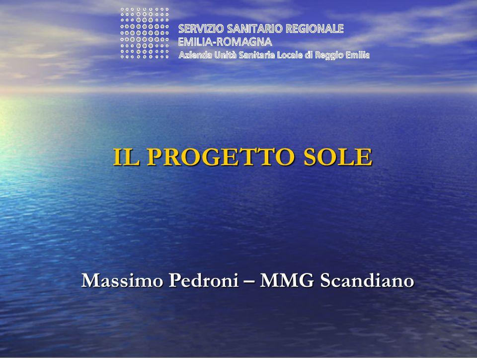 Massimo Pedroni – MMG Scandiano