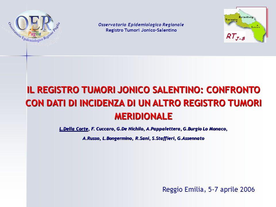 Osservatorio Epidemiologico Regionale