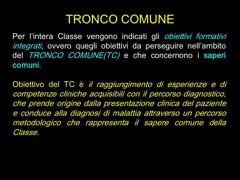 TRONCO COMUNE