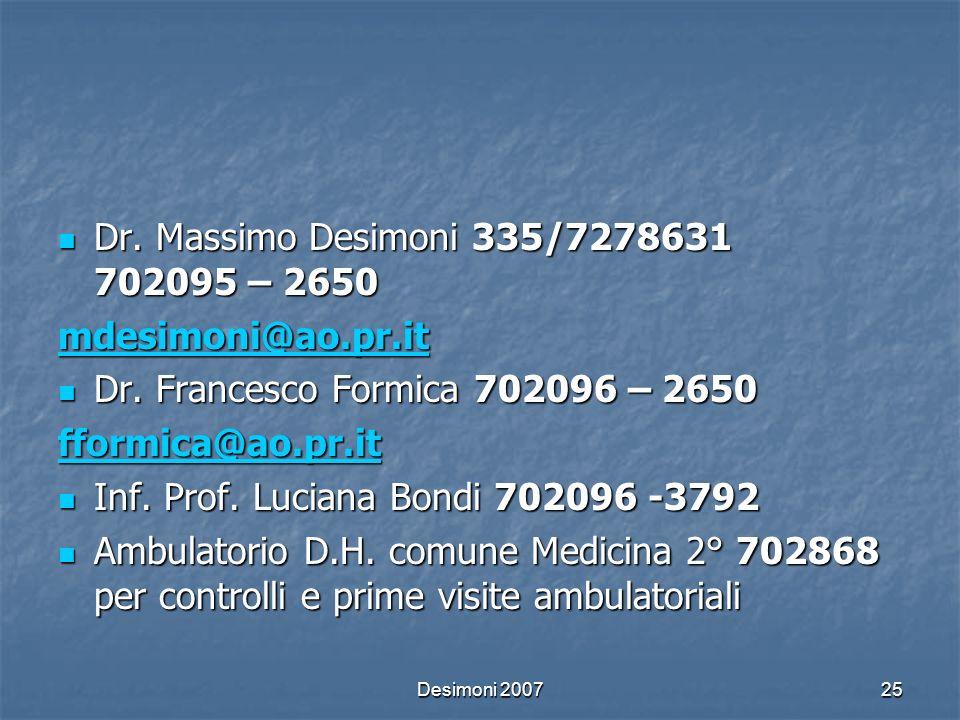 Inf. Prof. Luciana Bondi 702096 -3792