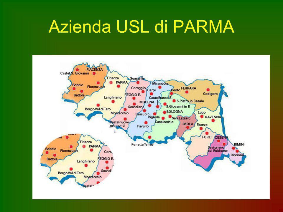 Azienda USL di PARMA