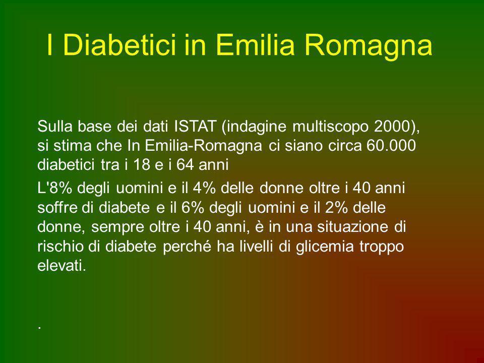 I Diabetici in Emilia Romagna