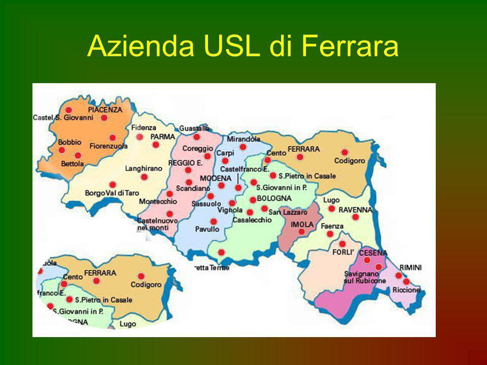 Azienda USL di Ferrara