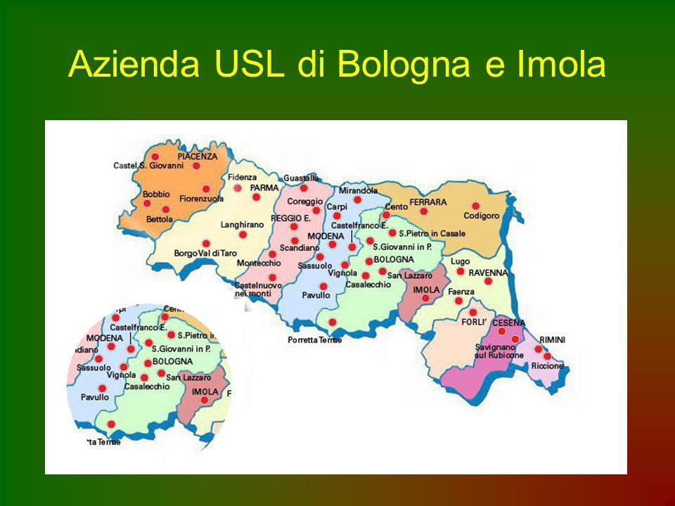Azienda USL di Bologna e Imola