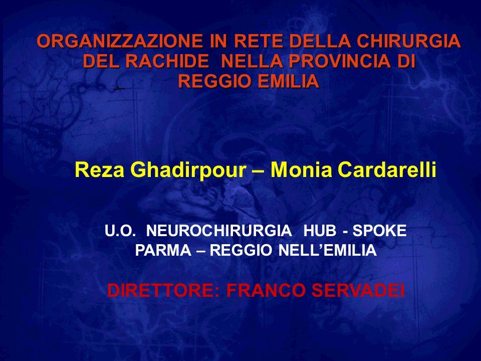 Reza Ghadirpour – Monia Cardarelli