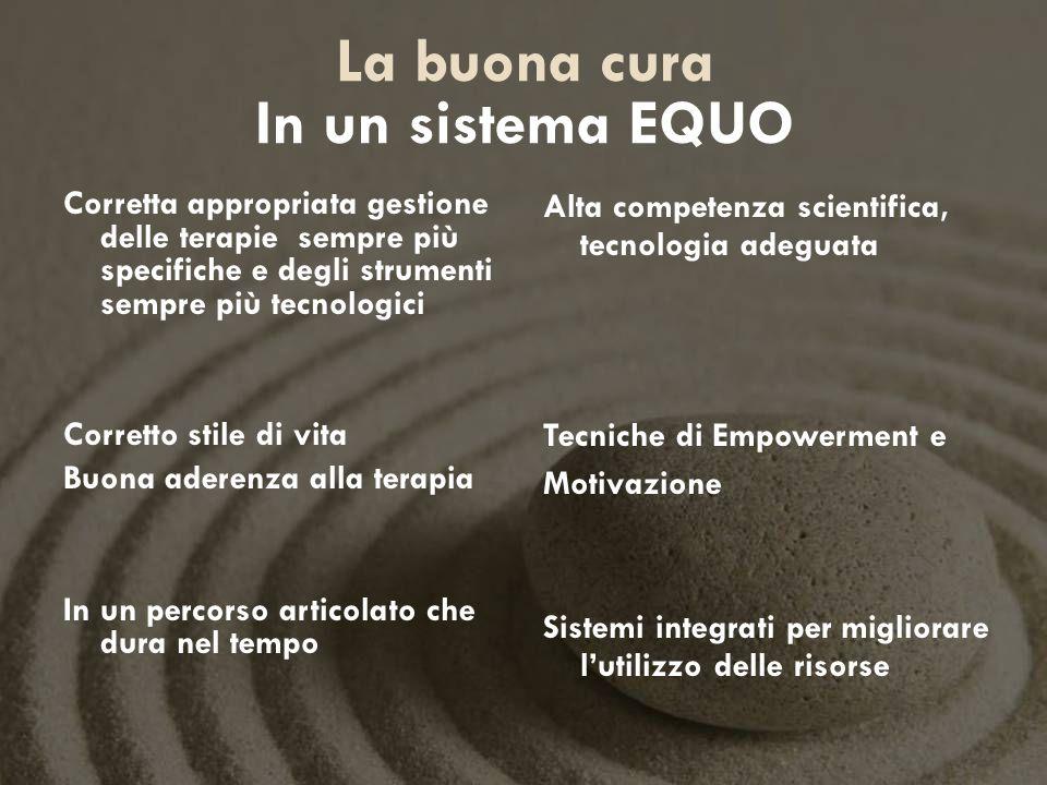 La buona cura In un sistema EQUO