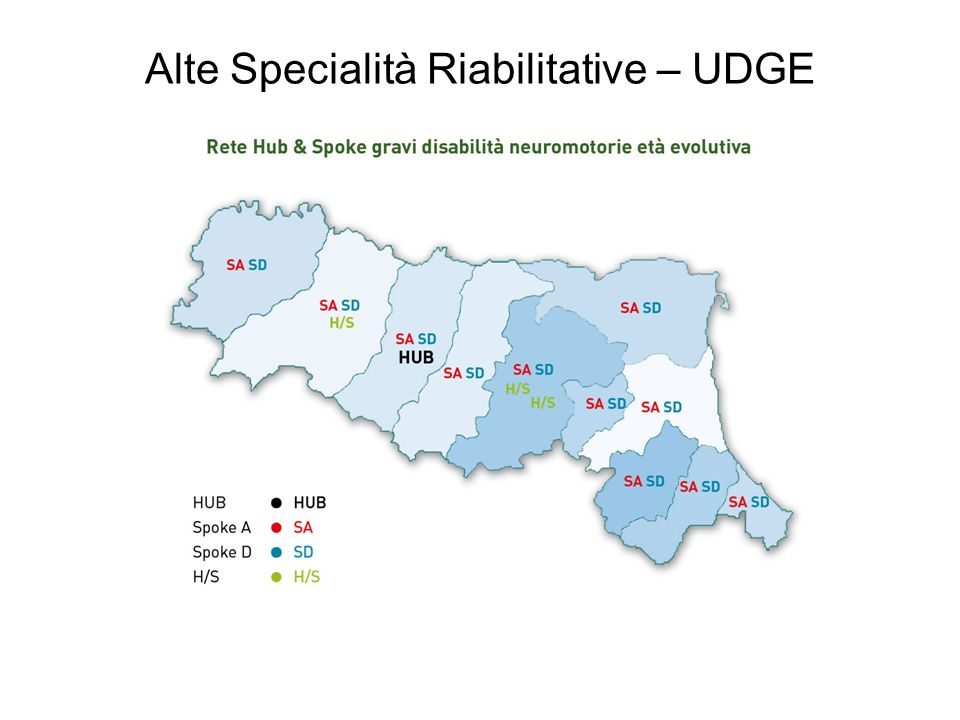 Alte Specialità Riabilitative – UDGE