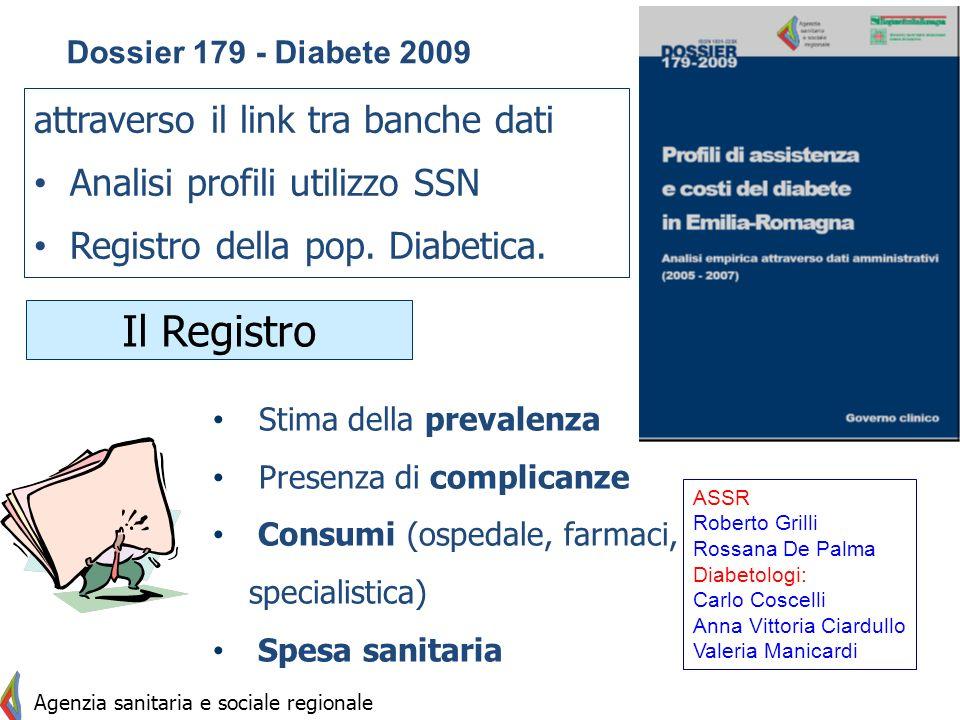 Il Registro attraverso il link tra banche dati