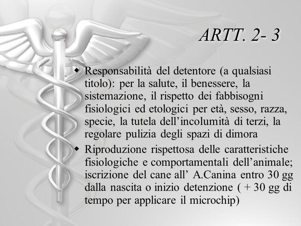 ARTT. 2- 3