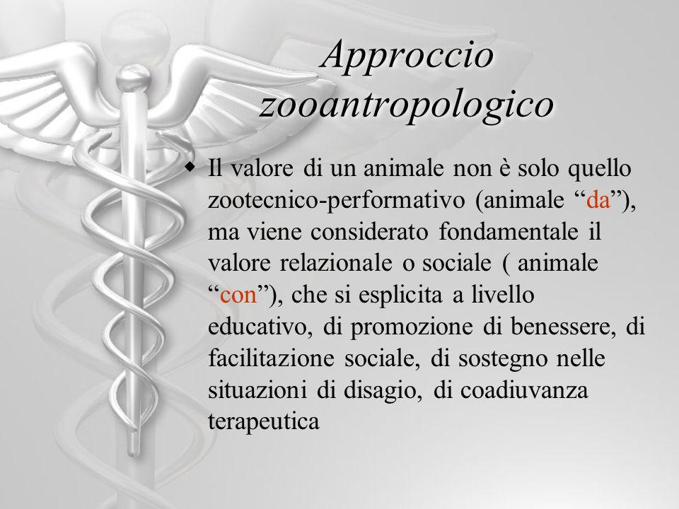 Approccio zooantropologico