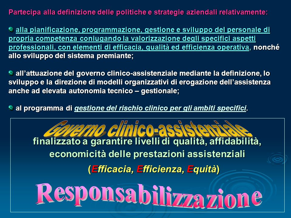 Governo clinico-assistenziale