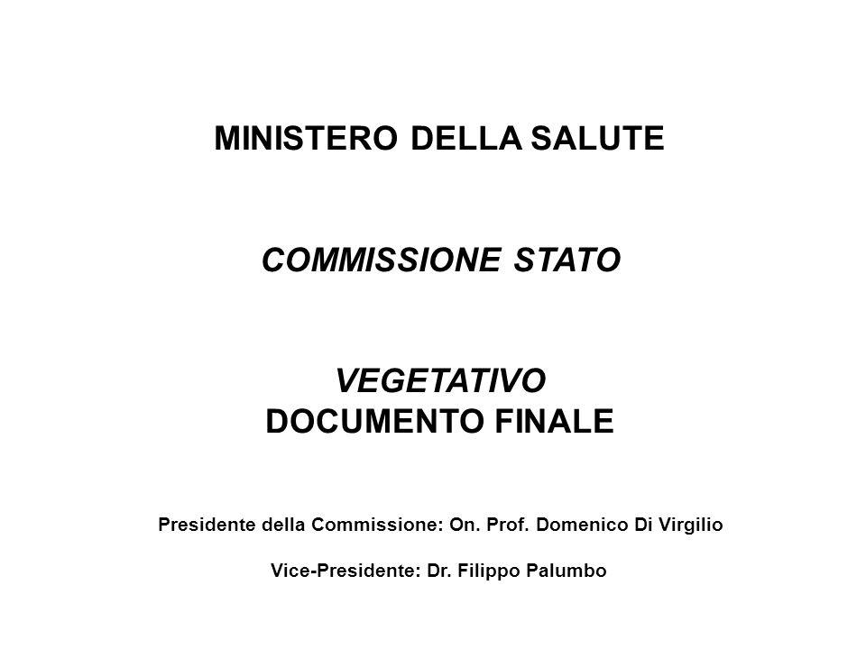 Vice-Presidente: Dr. Filippo Palumbo