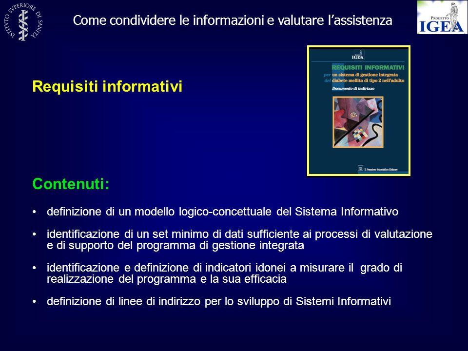 Come condividere le informazioni e valutare l'assistenza