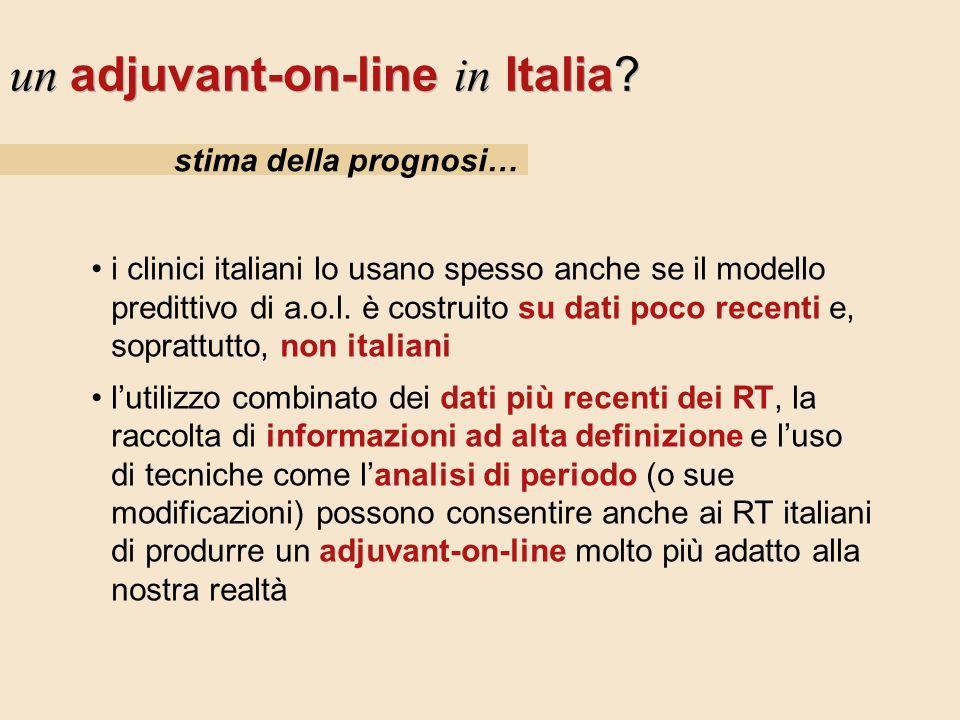 un adjuvant-on-line in Italia
