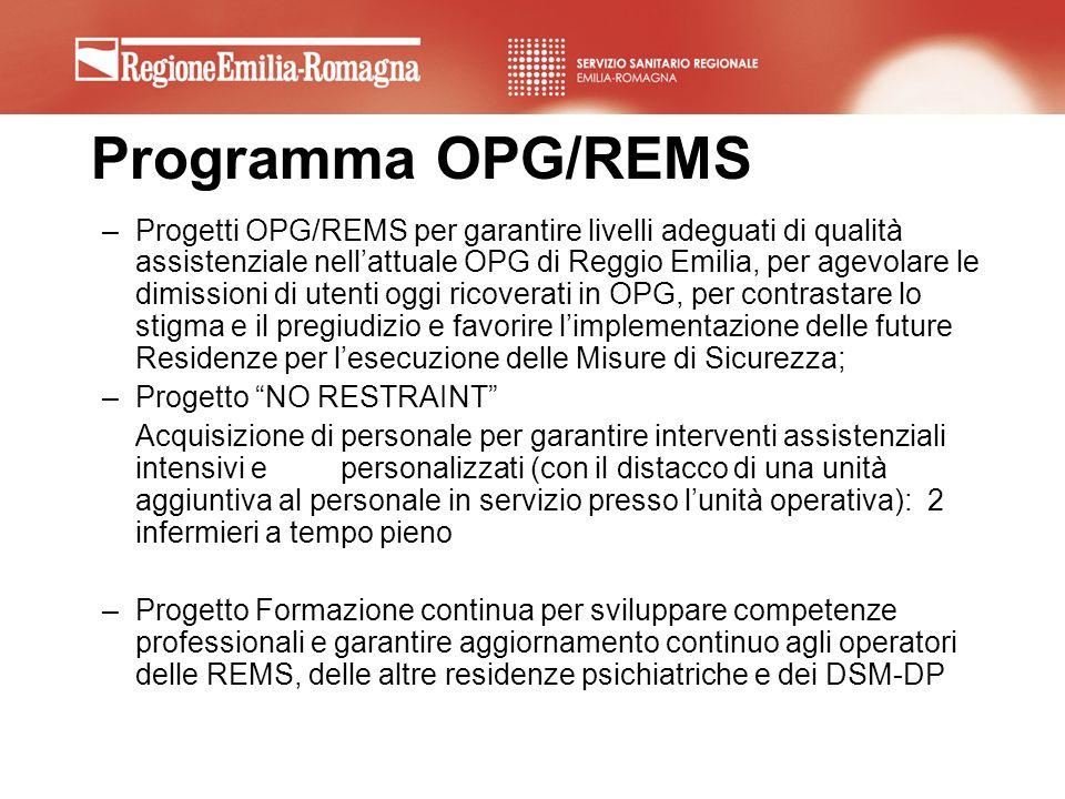 Programma OPG/REMS
