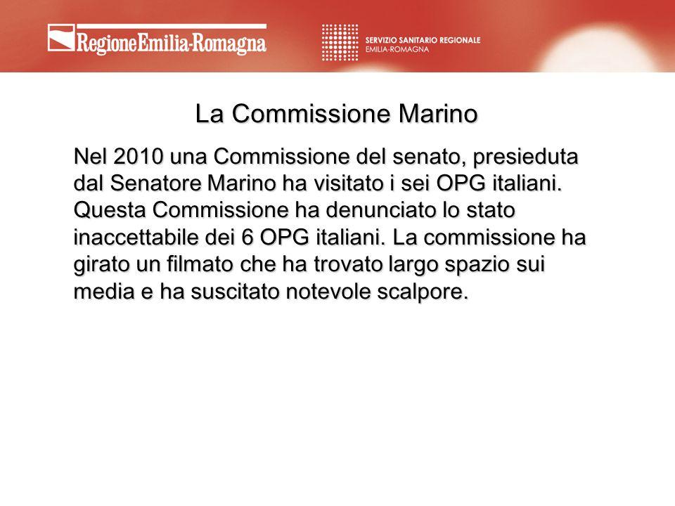 La Commissione Marino