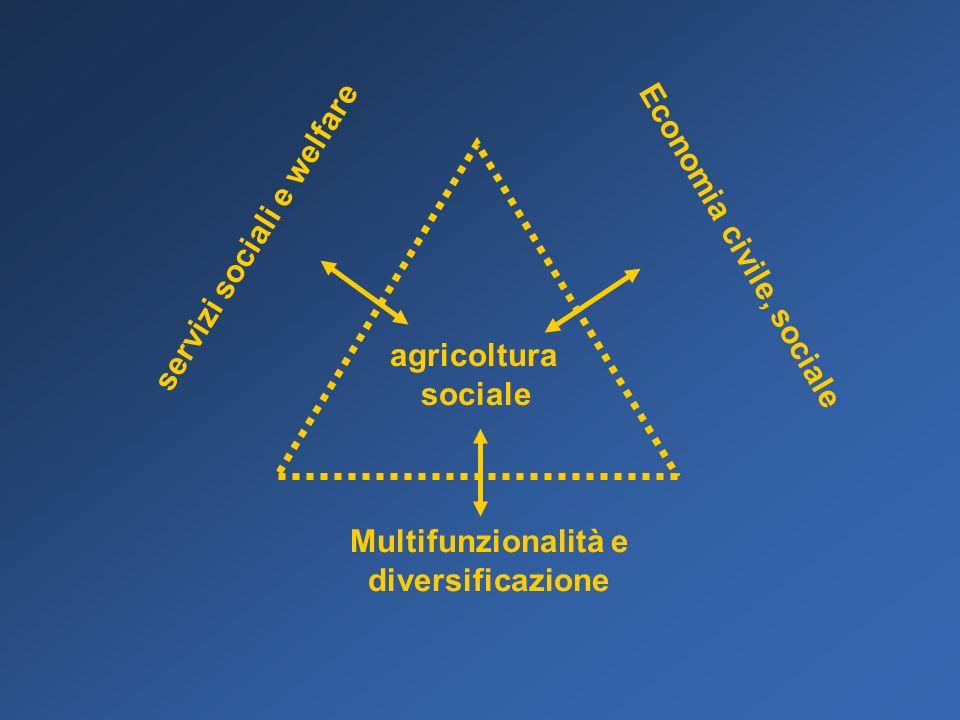 Multifunzionalità e diversificazione