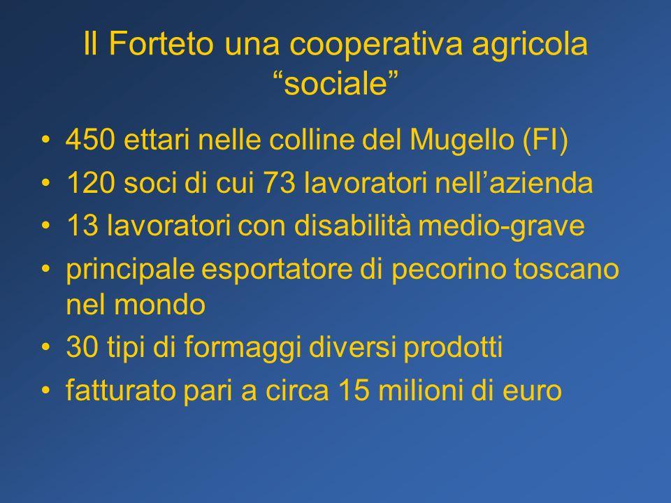 Il Forteto una cooperativa agricola sociale