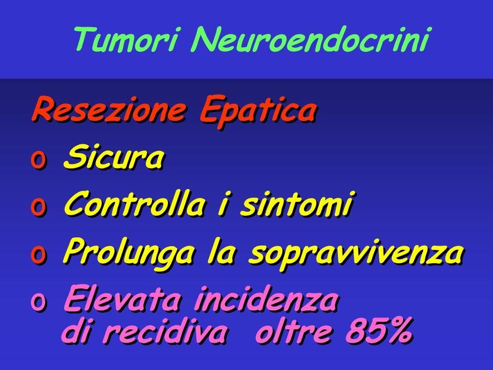 Tumori Neuroendocrini