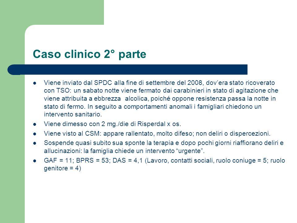 Caso clinico 2° parte