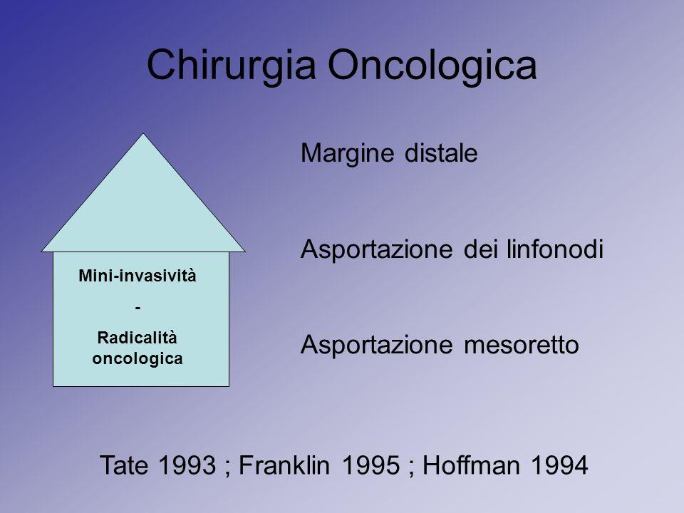 Radicalità oncologica