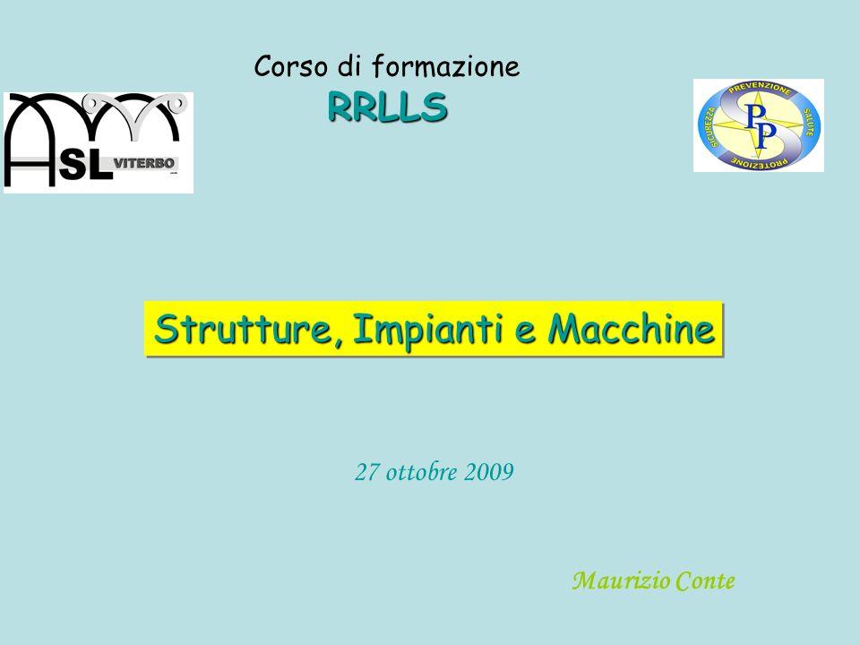 Corso di formazione RRLLS