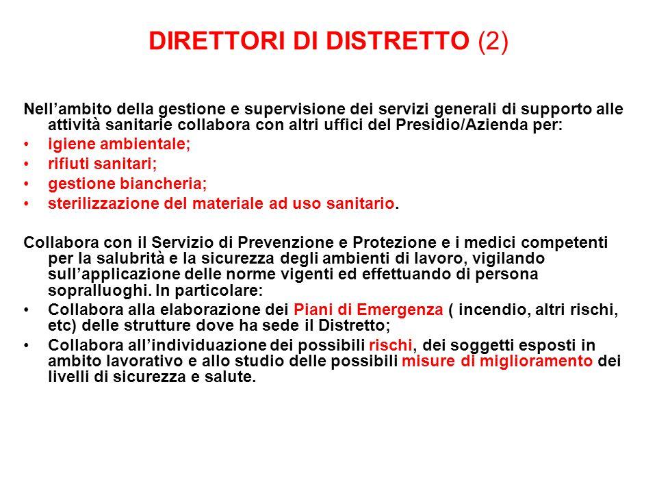 DIRETTORI DI DISTRETTO (2)