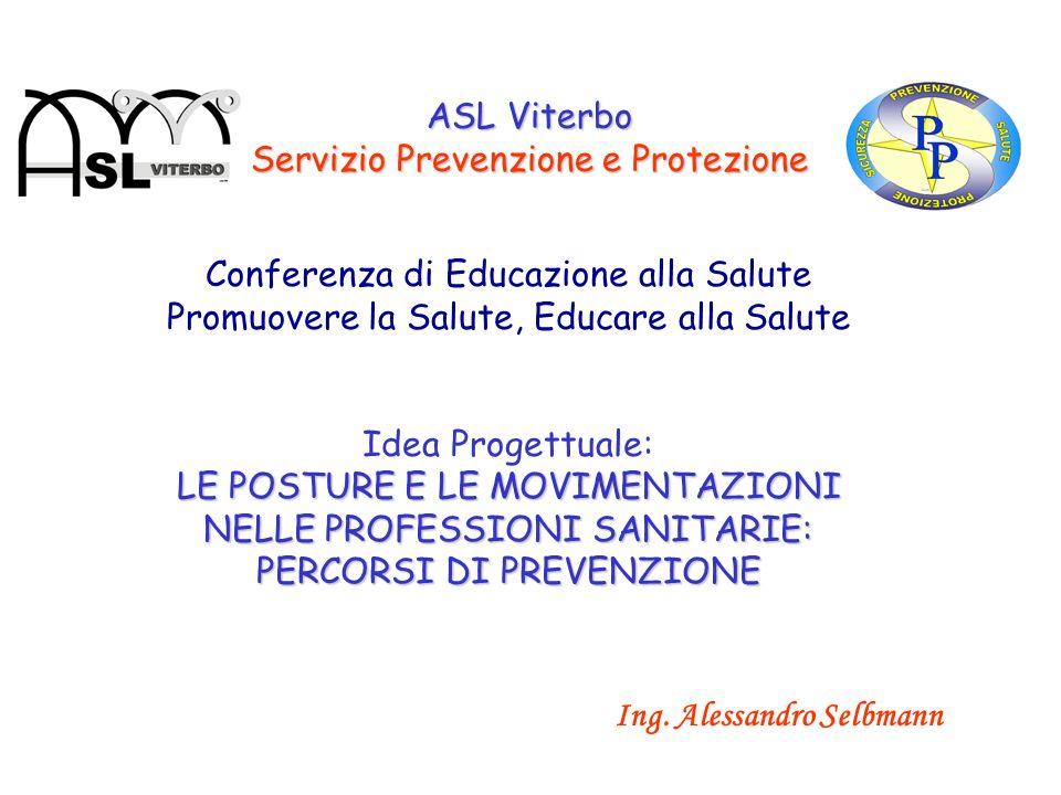ASL Viterbo Servizio Prevenzione e Protezione