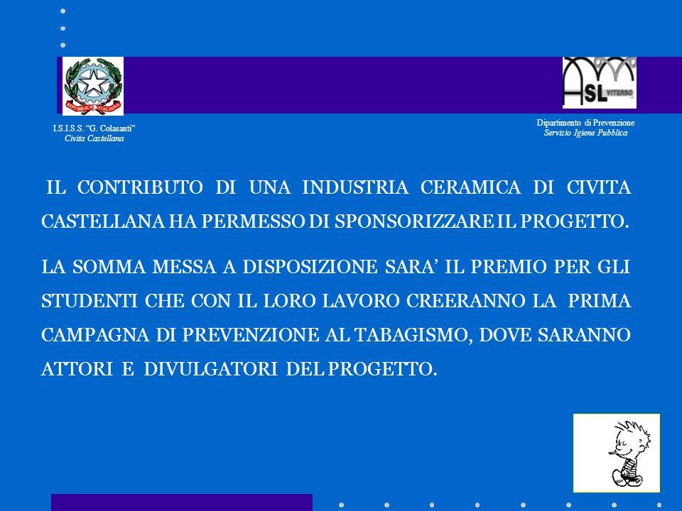 Dipartimento di Prevenzione Servizio Igiene Pubblica