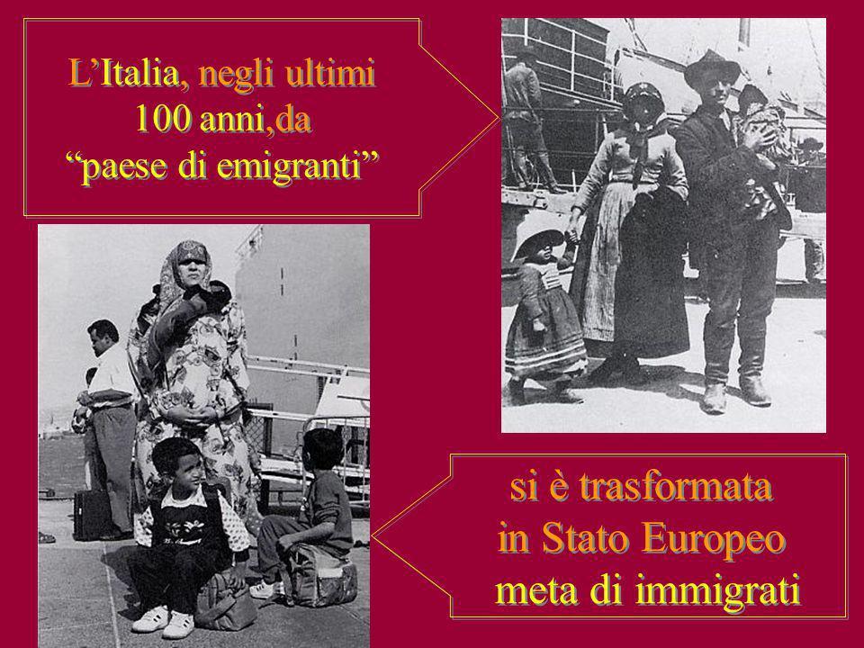 100 anni,da paese di emigranti