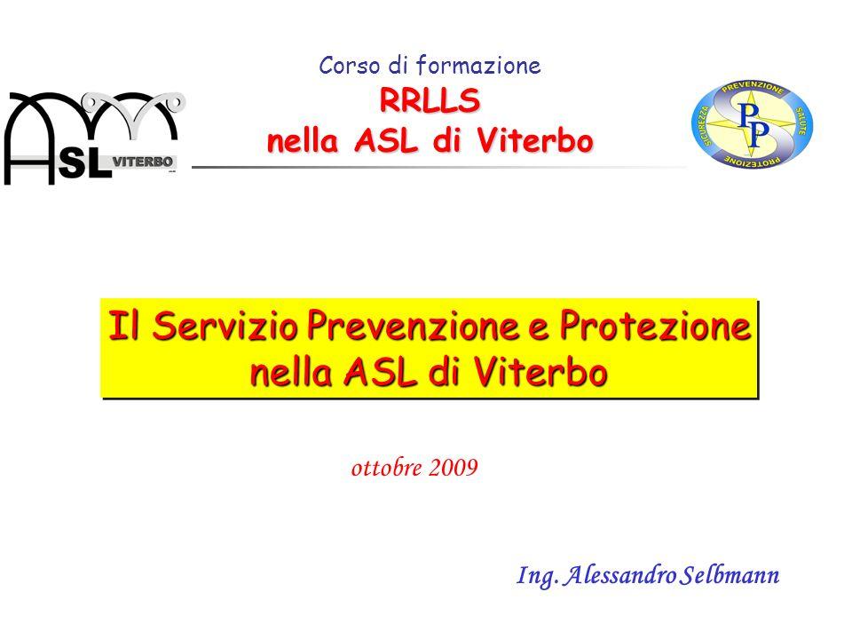 Corso di formazione RRLLS nella ASL di Viterbo