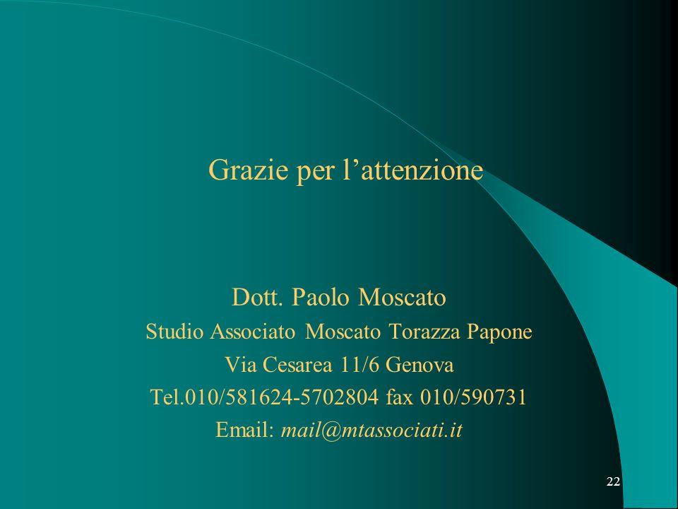 Studio Associato Moscato Torazza Papone