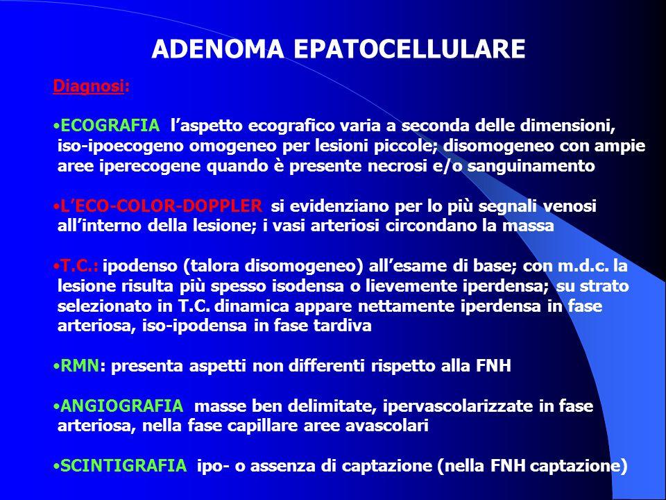 ADENOMA EPATOCELLULARE