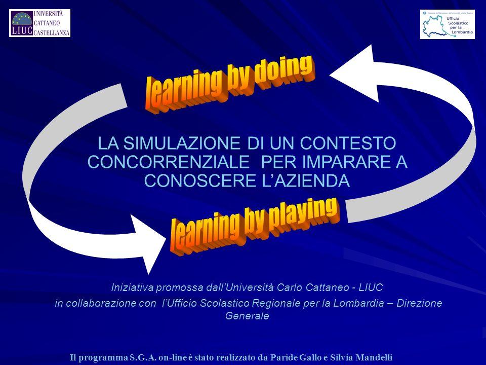 Iniziativa promossa dall'Università Carlo Cattaneo - LIUC
