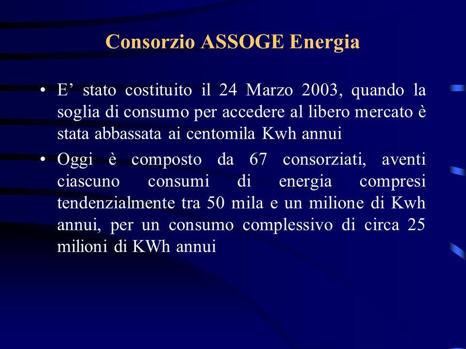 Consorzio ASSOGE Energia