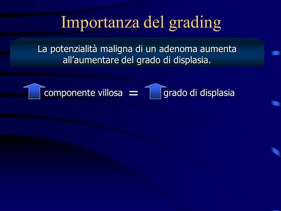 Importanza del grading