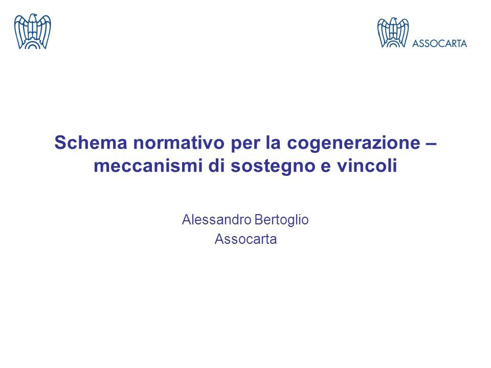Alessandro Bertoglio Assocarta
