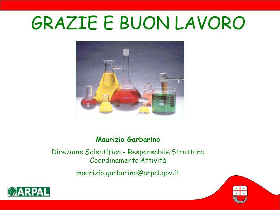 Direzione Scientifica - Responsabile Struttura Coordinamento Attività